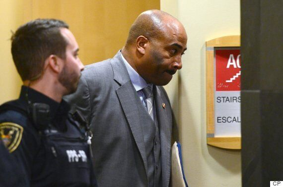 Don Meredith Testifies To Senate Committee About Sexual Relationship With