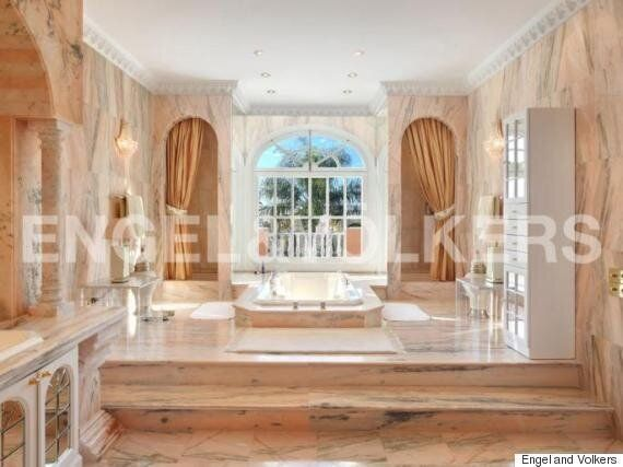 Prince's Former Spanish Villa Just Can't