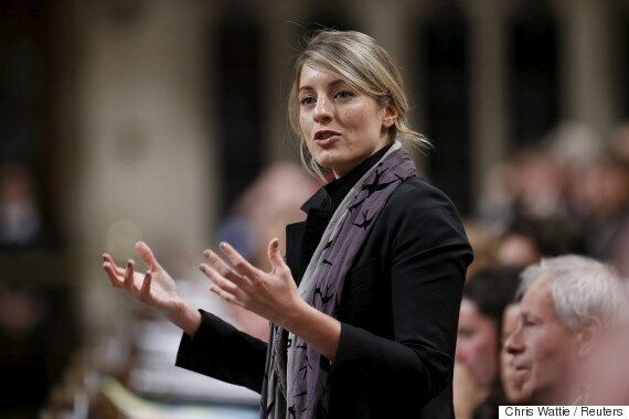 Melanie Joly: Russell Peters' Comments During Junos Ceremony Were