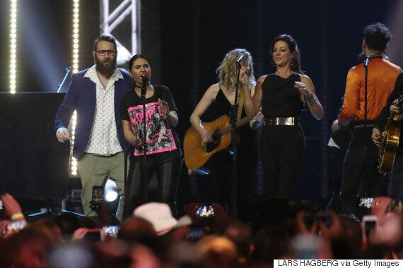 All-Star Canadian Cast Came Out To Play 'Summer Of '69' At Junos