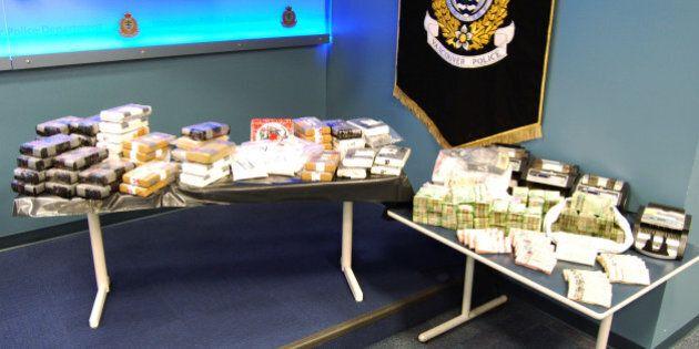 Vancouver Drugs Raid: Cocaine, Cash Seized By