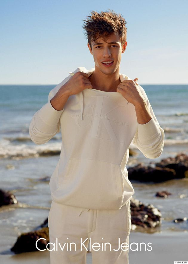 Cameron Dallas Is The New Face Of Calvin Klein Jeans Capsule, 5 Years After Tweeting