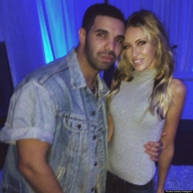 Paulina Gretzky Gets Cozy With Drake In Instagram Pic