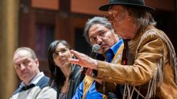 14 Things We Learned From Neil Young's Anti-Oilsands