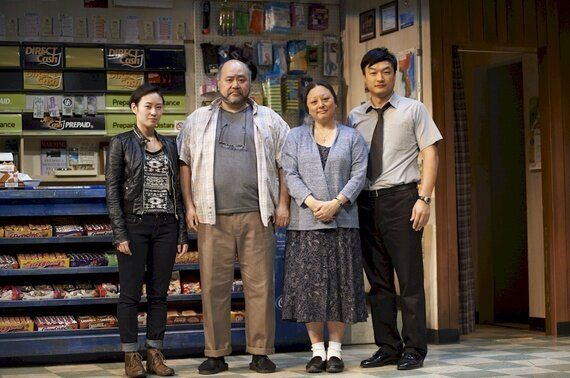 'Kim's Convenience' Not Ready for