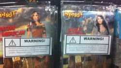Warning Labels Appear On Racist Halloween Costumes In Canadian