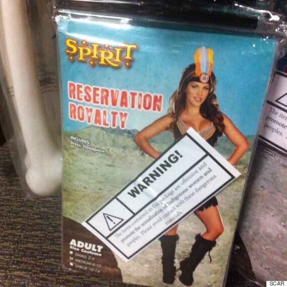 Racist Halloween Costumes Get Temporary Warning Labels In Regina