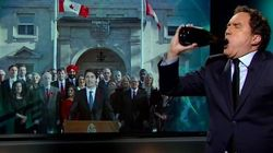 Trudeau Government Gets The '22 Minutes' Treatment After A