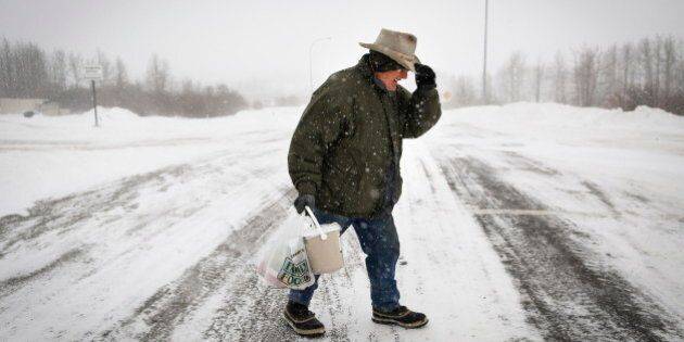 Alberta Blizzard: Calgary And Edmonton Awake To Heavy Snowstorm