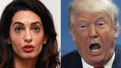 Amal Clooney Calls Out Trump's Hate-Mongering Against