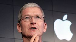 Apple Revenue Drops For The First Time Since