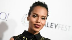 Kerry Washington's Baby Boy Is