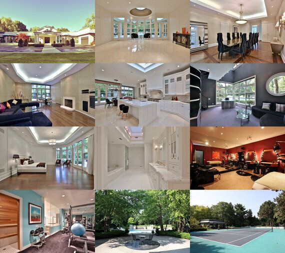 Prince's Former Bridle Path Estate Up For