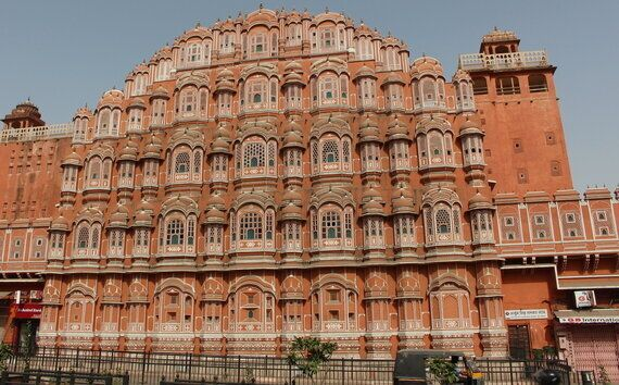 Experience The Life Of A Maharaja In India's 'Pink City,'