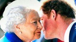 Prince Harry Gave The Queen The Gift Of