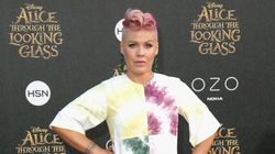 Pink Tells New Moms To Stay Off the