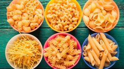 Every Shape And Size Of Pasta
