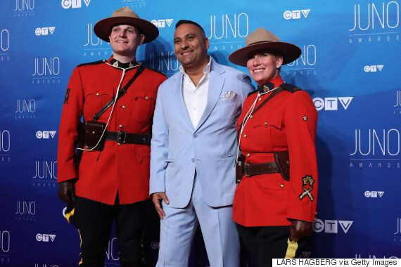 2017 Juno Awards' Red Carpet Was Filled With Canadian