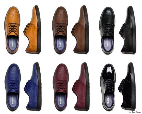 These Dress Shoes Are Actually Sneakers In