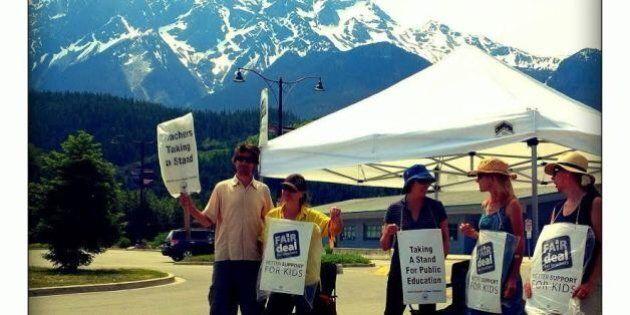 B.C. Teachers Strike 2014: Union Presents New Contract