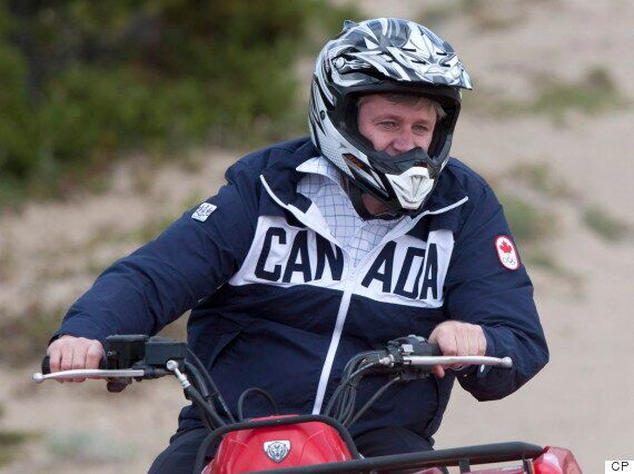 Stephen Harper Jumps Back Into Politics To Run For Tory