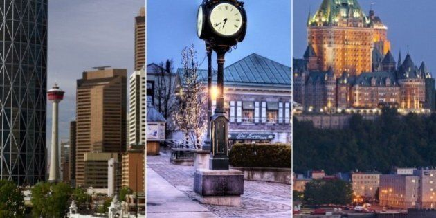 Best Places To Live In Canada, And The Worst, According To