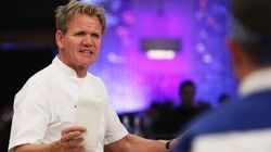 Gordon Ramsay Eats A Lot Of Food But Won't Touch That Airplane