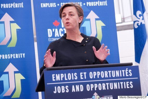 Kellie Leitch, Tory Leadership Hopeful, Says You Have Her All
