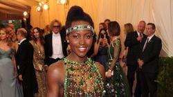 Lupita Nyong'o Makes Dazzling Fashion