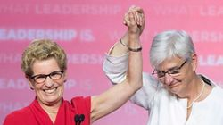 Wynne's Sexuality A 'Non-Issue' During Campaign: