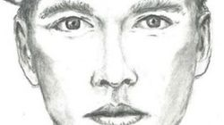 SKETCH: Suspect Tried To Abduct Woman Who Stopped To Help