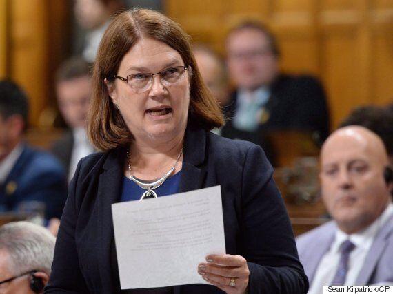 Jane Philpott Claps Back At Provinces, Territories Over Funding