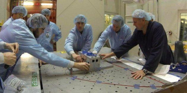 University Of Victoria Satellite Design Wins National
