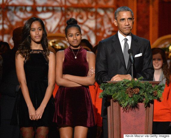How Obama's Daughters Changed His Views On Same-Sex