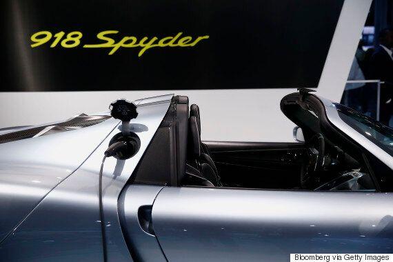 Ontario Taxpayers Subsidized Buyers Of $1.1 Million Porsche 918