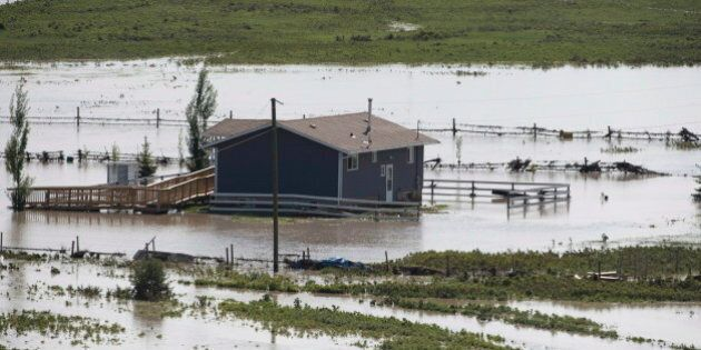 High River Flood Victims Eligible For Property Tax