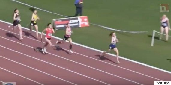 Phil Healy, University College Cork Relay Runner, Makes Rebound For The