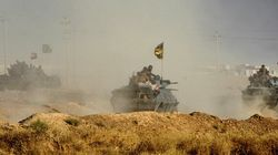 Iraqi, Kurdish Forces Launch Offensive To Retake Mosul From