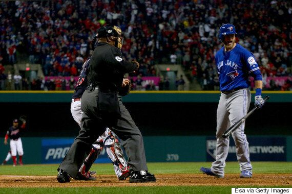 Cleveland Takes Game 1 Of ALCS Over Toronto Blue