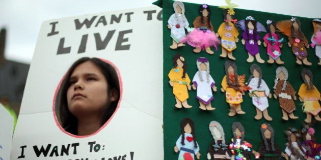Majority Of Missing And Murdered Women In North Are