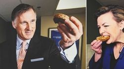 ► Tories Try To Win Your Vote Before Their Toast Pops