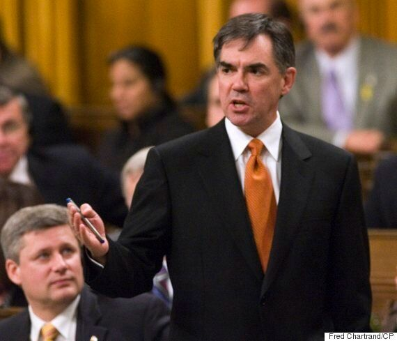 Jim Prentice Voted To Support Same-Sex Marriage When It Was