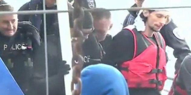 Samuel McDonough, Victoria Clipper Ferry Thief, Sentenced To 2 1/2