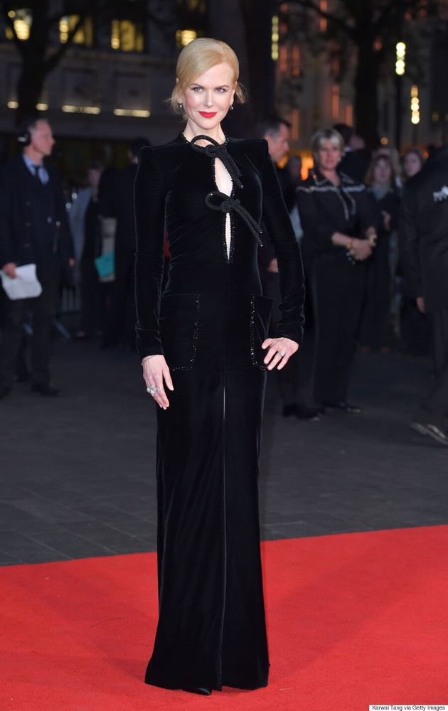 Best Dressed Of The Week: Nicole Kidman, Lupita Nyong'o, Reese Witherspoon And