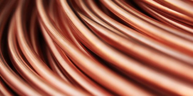 Copper Is Worth Its Weight In