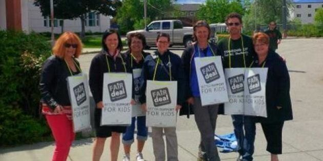 B.C. Teachers Strike 2014: This Is My Strike