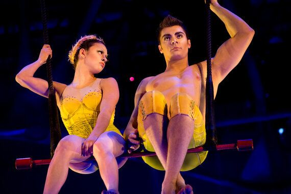 Cirque du Soleil's 'Totem' Lowers the