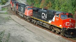 B.C. First Nation Shuts Down CN Rail Through Its