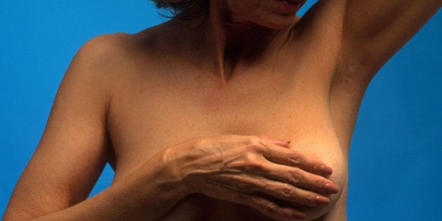 Breast Cancer Survivors Offered Free Nipple Tattoos | HuffPost Canada