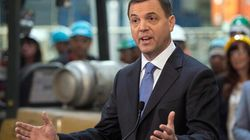 Hudak Rails Against 'Corporate